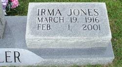 Irma <i>Jones</i> Boteler