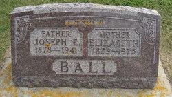 Elizabeth <i>Brumwell</i> Ball