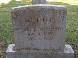 Pauline <i>Jones</i> Carter