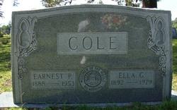 Ella <i>Greene</i> Cole
