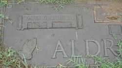 Willie Mae <i>Helms</i> Aldridge