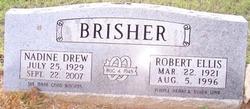 Nadine <i>Drew</i> Brisher