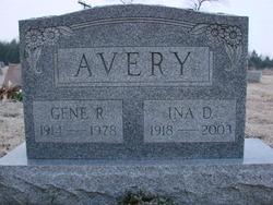 Gene R Avery