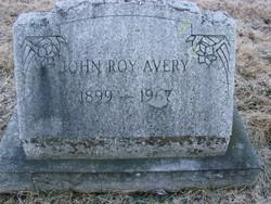 John Roy Avery