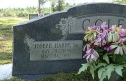 Joseph Hardy Cole, Sr