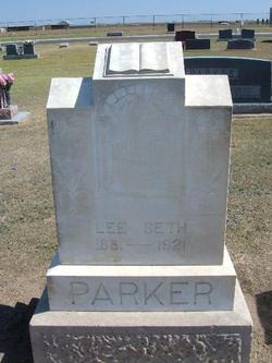 Lee Seth Parker