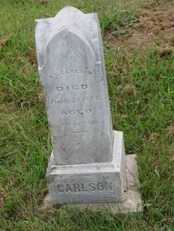 A. G. Carlson