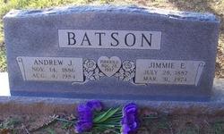 Jimmie Earl <i>Adams</i> Batson