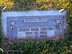 Joseph Rowe Longson