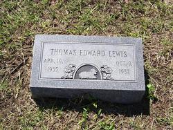 Thomas Edward Lewis