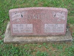 Mary <i>Rauls</i> Smith