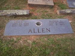 Wathia Clarence Allen