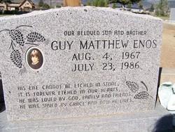 Guy Matthew Enos