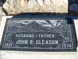 John R Gleason