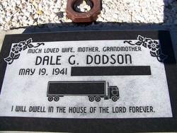 Dale G Dodson