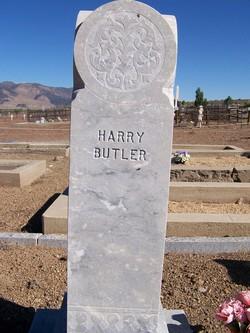 Harry Butler