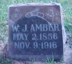 William Jasper Amber
