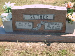 Armenda <i>Holder</i> Gaither
