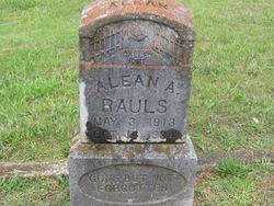 Alean A. Rauls