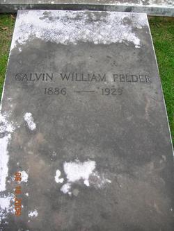Calvin William Felder