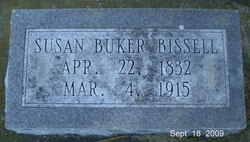 Susan <i>Buker</i> Bissell