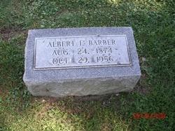 Albert F. Barber