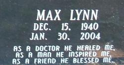 Max Lynn Alumbaugh