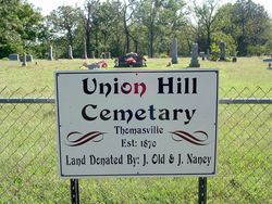 Union Hill Cemetery