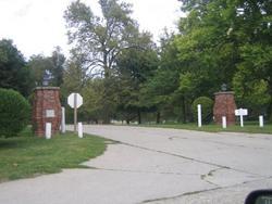 University Park Cemetery
