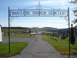 Shaffers Church Cemetery