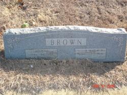 Janie Lou <i>Moore</i> Brown