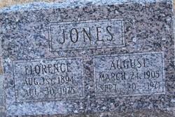 August A Jones