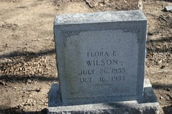 Flora E. <i>Pierce</i> Wilson
