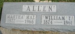 William Frances Bill Allen