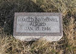 Harold Nathoniel Alford