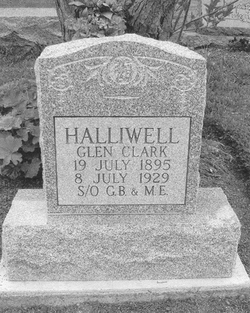 Glen Clark Halliwell
