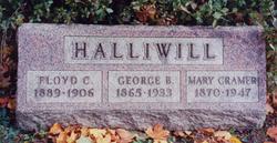 Mary Elizabeth <i>Cramer</i> Halliwill