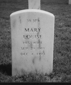Mary Louise Johnson