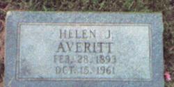 Helen Jane <i>Stokes</i> Averitt