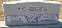 Ada Mae <i>Stocks</i> Robinson
