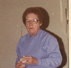 Opal Granny <i>Moore</i> Blake