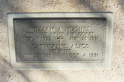Catherine Alice Hughes