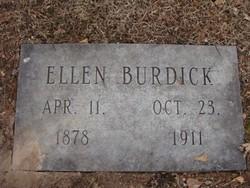 Ellen <i>Graves</i> Burdick