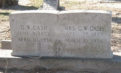 George W. Cash