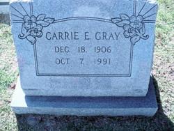 Carrie E. Gray