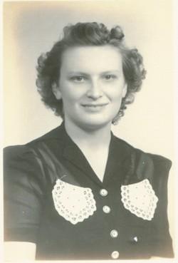 Jewell Judy <i>Fant</i> Warlick