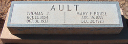 Mary Francis <i>House</i> Ault