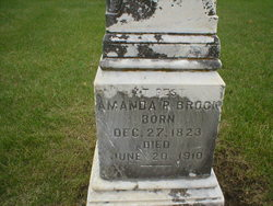 Amanda Phanial <i>Brockman</i> Brock