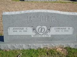 Lorraine <i>Harper</i> Etier