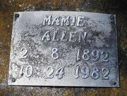 Mamie Allen